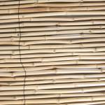 wetterfeste Bambussichtschutzmatte