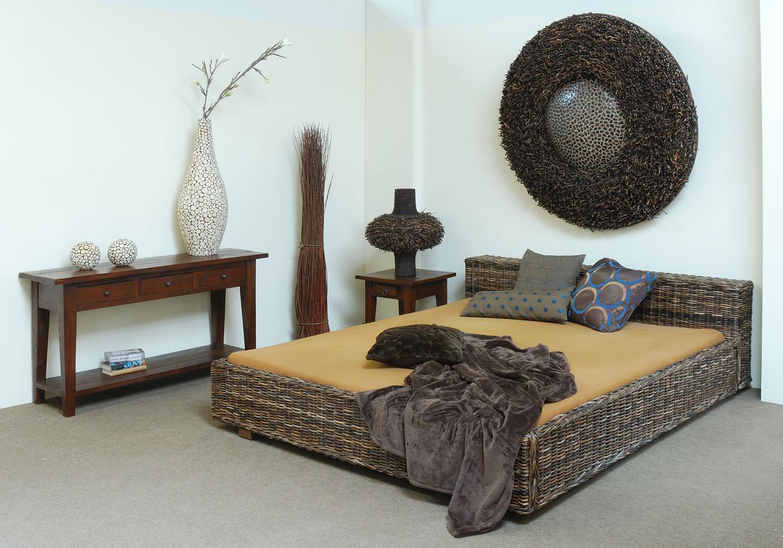 Wir bieten Ihnen Rattanmöbel für Ihr Heim.