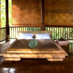 Tongatapu Bambusbett